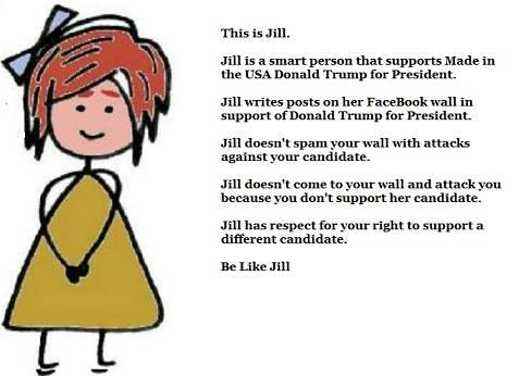 be like jill